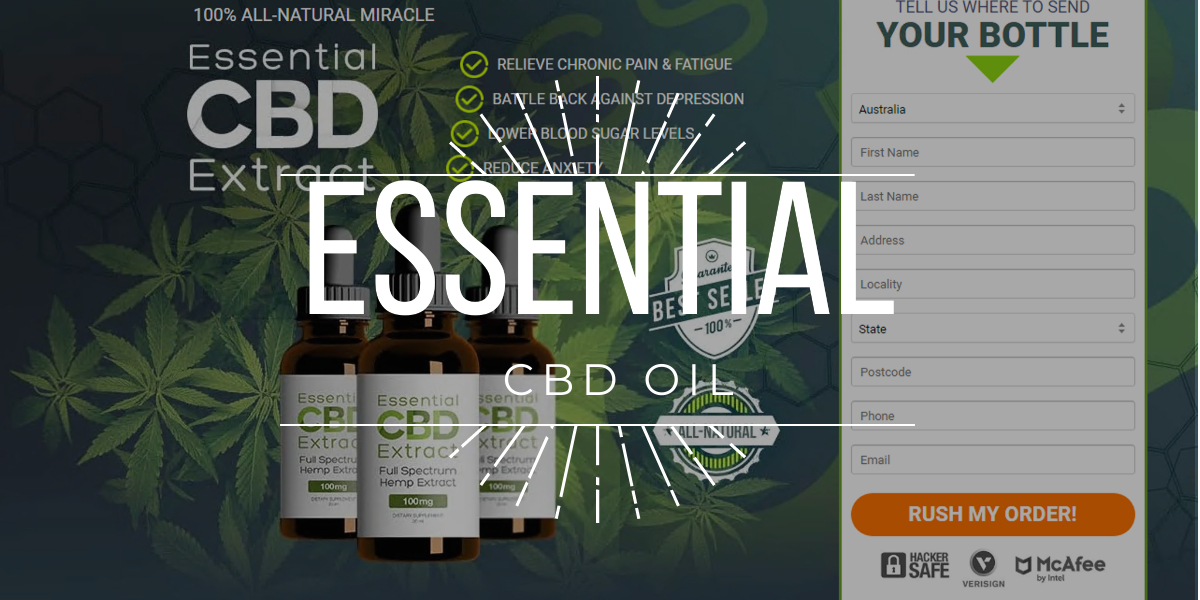 Essence CBD OIL Review