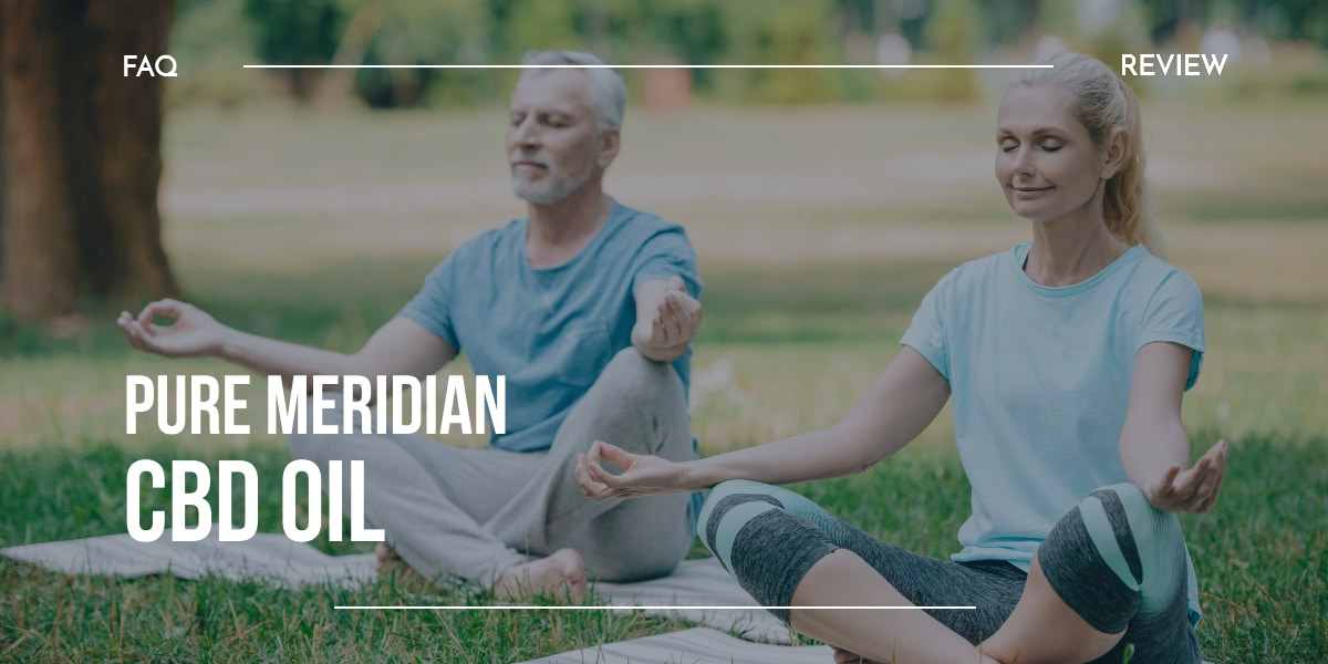 Pure Meridian CBD Oil